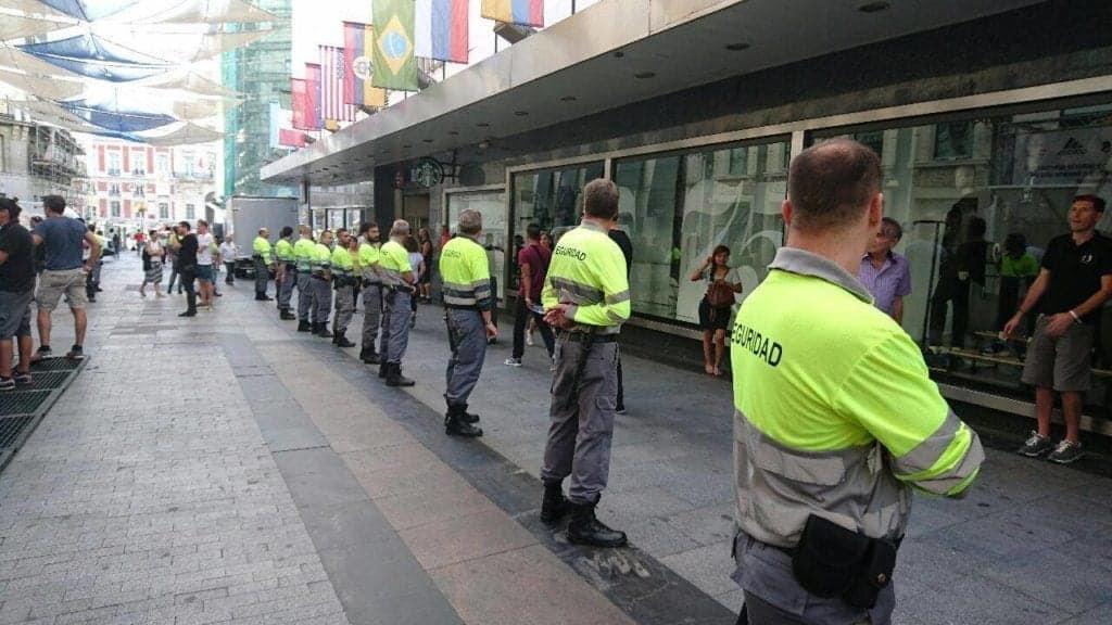 Servicios de seguridad y vigilancia