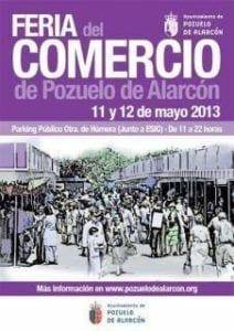 FERIA COMERCIO 2013 POZUELO DE ALARCON