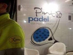 Seguridad y vigilancia: Pinto Padel