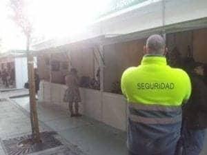 Seguridad y Vigilancia - I Feria de la Artesania en Pozuelo de Alarcón