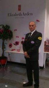Seguridad en Eventos: Mercadillo primavera 2014 Elizabeth Arden