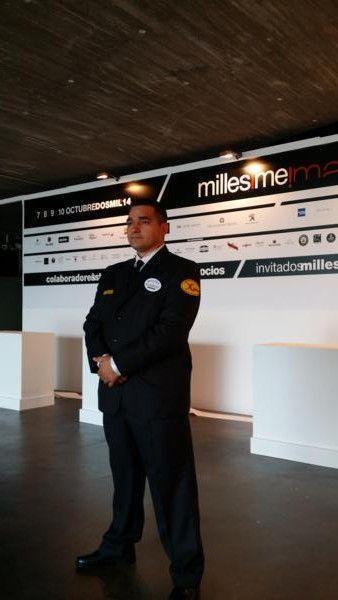 SEGURIDAD EN EL MILLESIME MADRID 2014