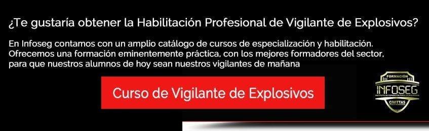 Curso de Vigilante de Explosivos - Civittas Seguridad