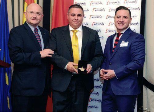 Premio a la Excelencia Profesional 2015 para Civittas Seguridad