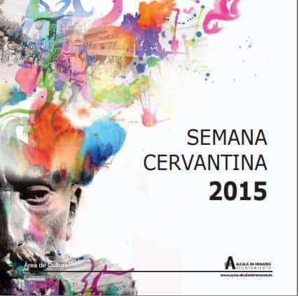 SEMANA CERVANTINA ALCALA DE HENARES 2015