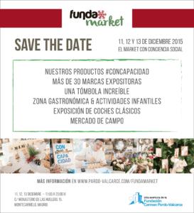 FUNDAMARKET 2015 - Fundacion Carmen Pardo-Valcarce